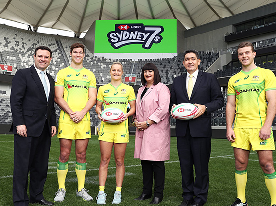 WESTERN SYDNEY: THE NEW HOME OF SYDNEY 7s