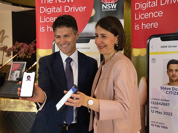 NSW DIGITAL DRIVER LICENCE DOWNLOADS HIT 2 MILLION