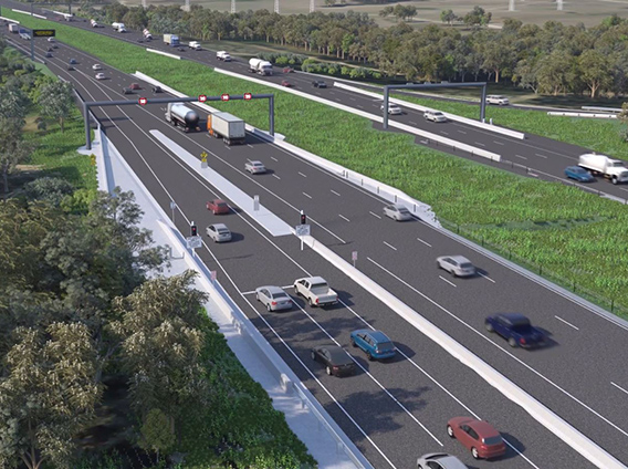 SMART MOTORWAY PROJECT PUT TO THE TEST