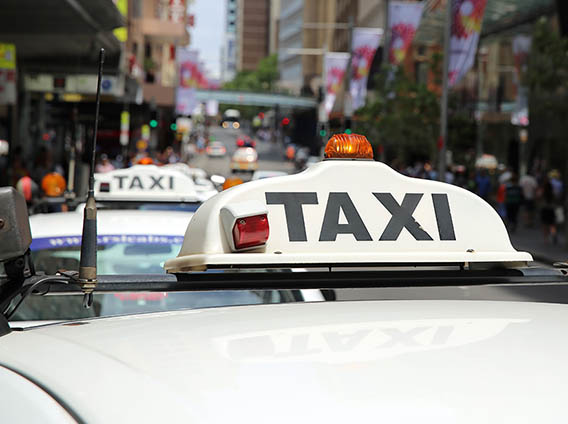 $12.6 MILLION FOR TAXI INDUSTRY SUPPORT PACKAGE