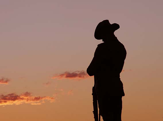 MEMORIALS TO GET FUNDING BOOST AFTER ANZAC DAY