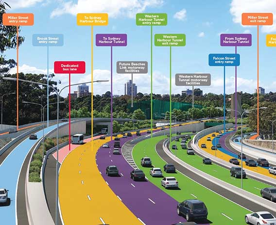 PLANNING APPROVAL FOR WESTERN HARBOUR TUNNEL