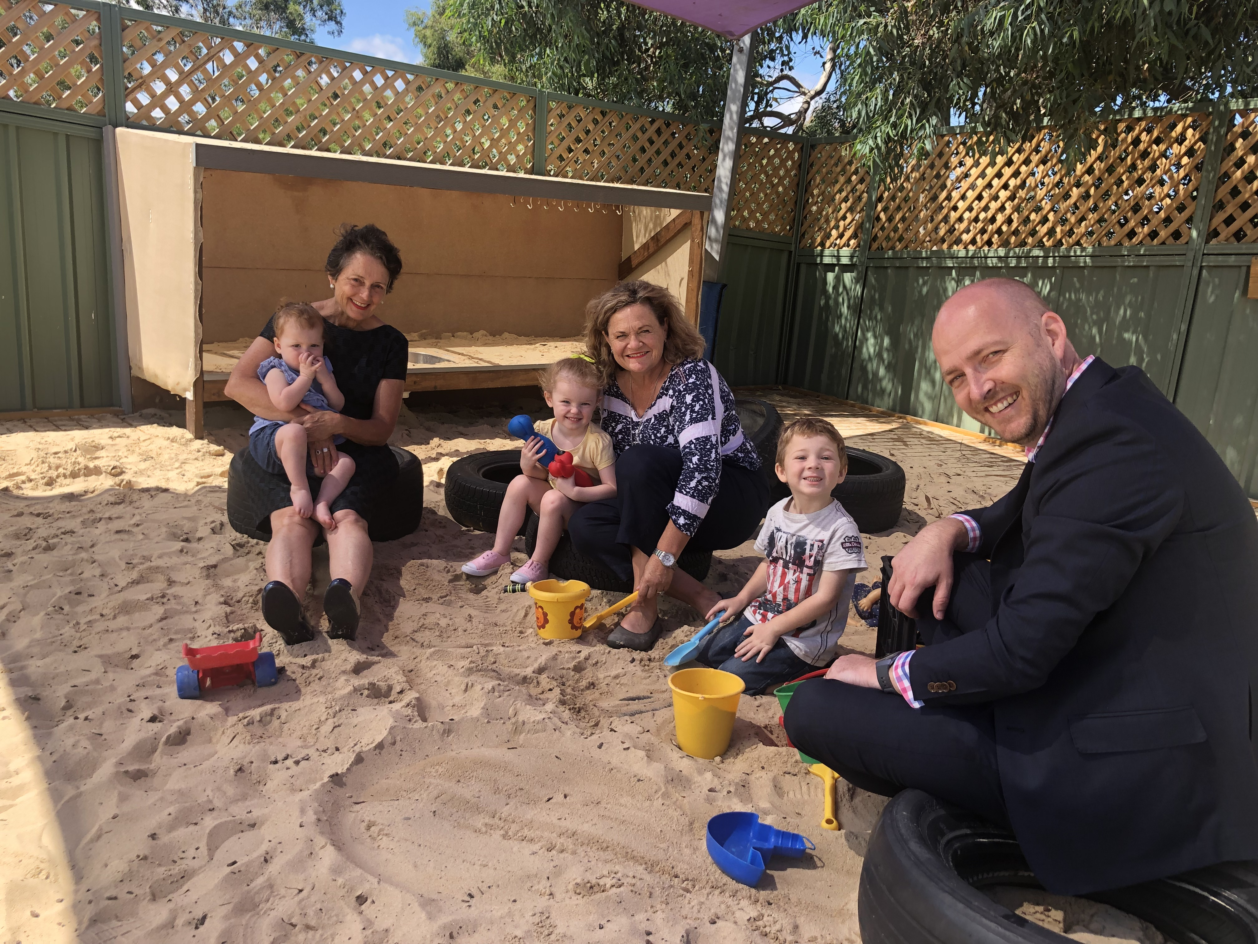 REYNOLDS STREET PLAY UPGRADE MEANS BIG FAT SMILES
